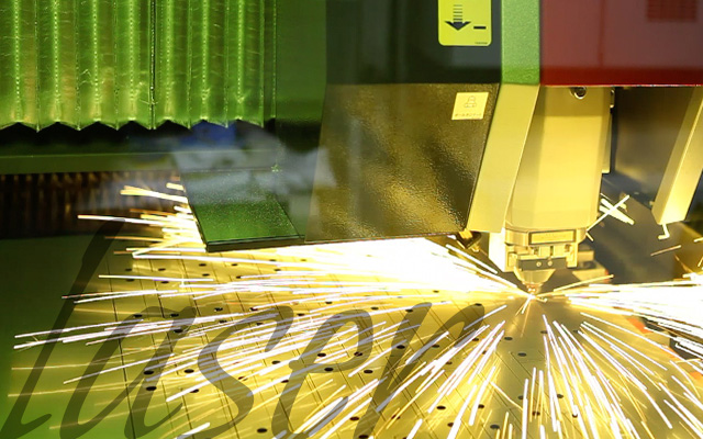協和熔工のレーザー加工