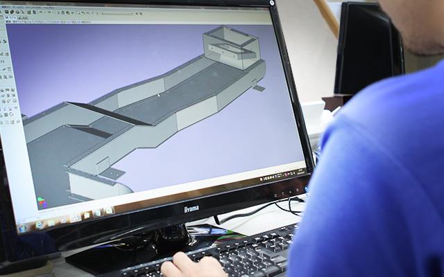 協和熔工の生産管理システム
