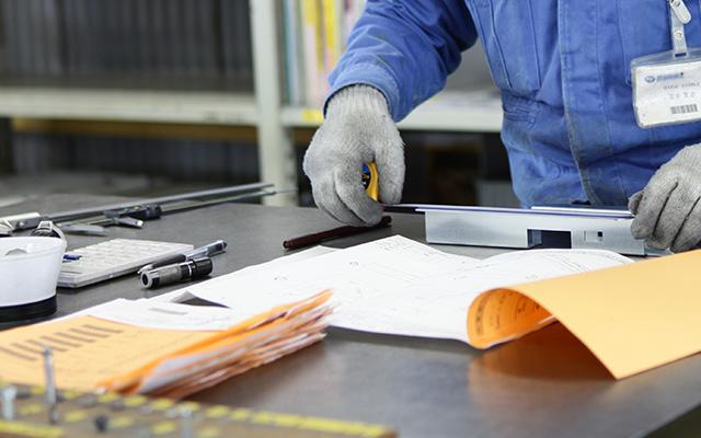 協和熔工の溶接加工